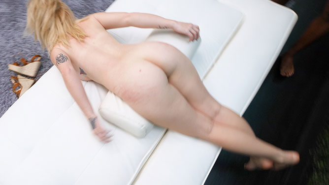 Casting Couch HD: Callie